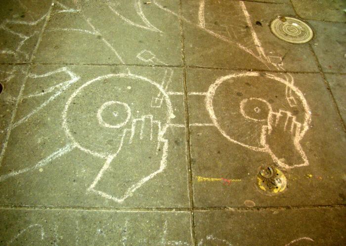 deejay chalk