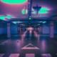 neon garage photo