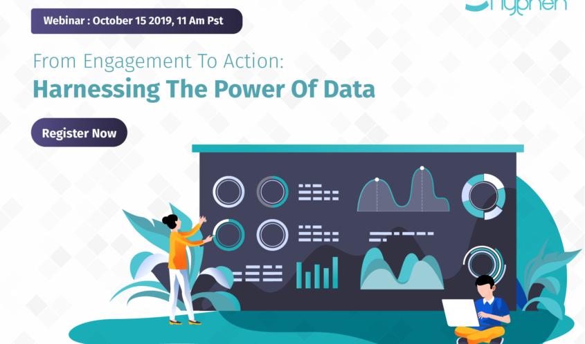 Webinar Harnessing the power of data