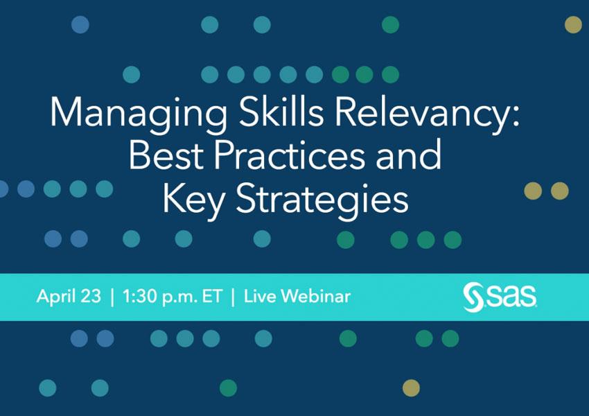 Manage Skills Relevancy
