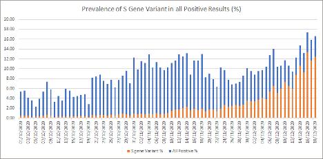 S Gene Variant