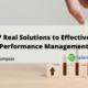 Effective Performance Management Solution